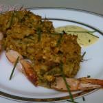 crab stffed shrimp